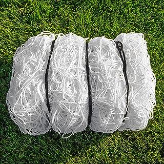 24ft x 8ft Soccer Goal Net | 3mm Heavy Duty Full Size Soccer Goal Nets