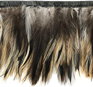 Best badger hackle feathers Reviews