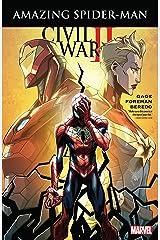 Civil War II: Amazing Spider-Man (Civil War II: Amazing Spider-Man (2016)) (English Edition) Format Kindle