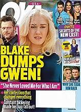 OK! Magazine - September 11, 2017 - Gwen Stefani & Blake Shelton l Dancing with the Stars: Secrets of The New Cast l Katy Perry & Orlando Bloom