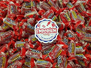 Jolly Rancher Cinnamon Fire - 1 lb of Individually Wrapped Assorted Fresh Bulk Candy with Refrigerator Magnet