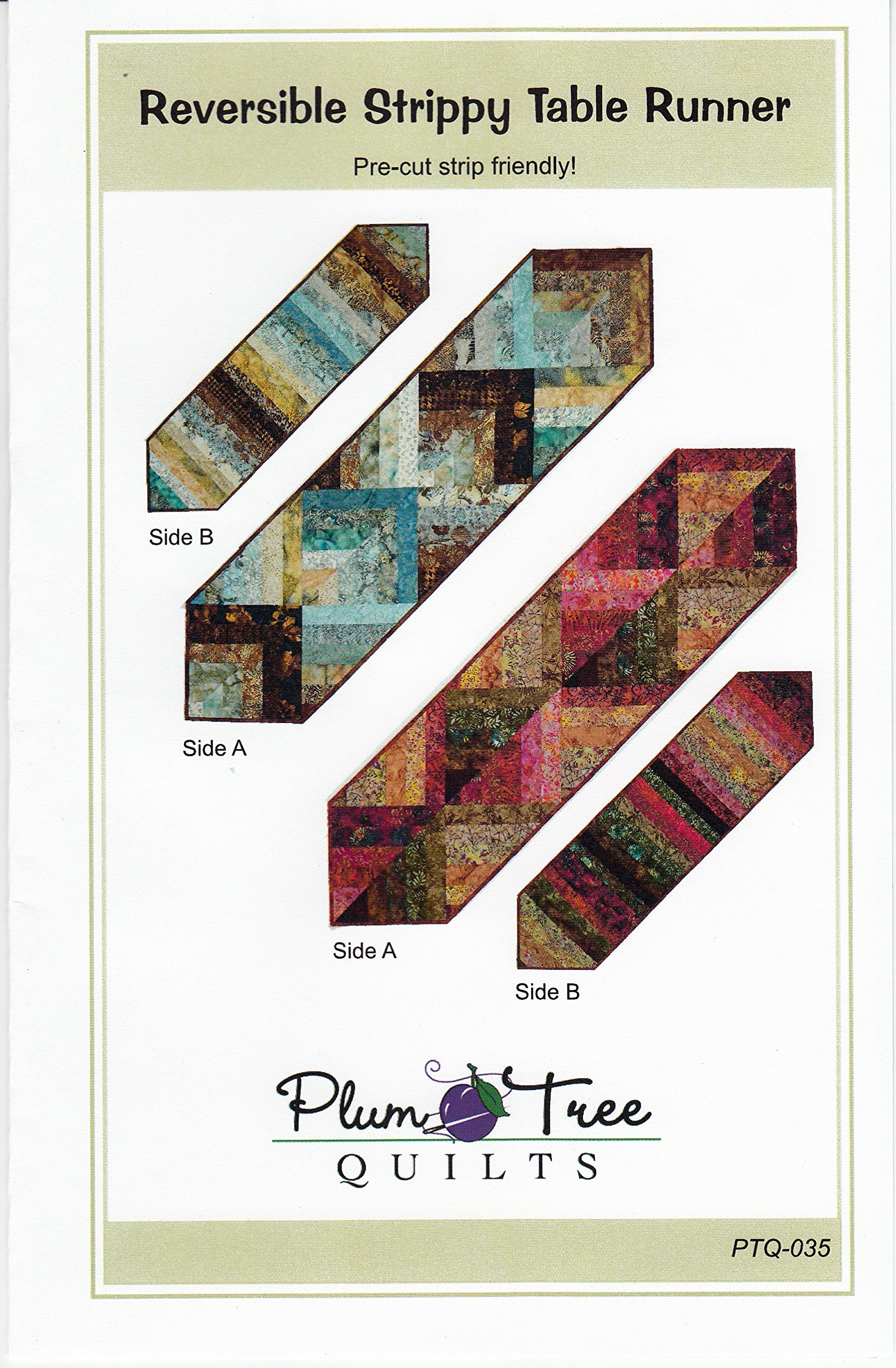 Reversible Quilted Table Runner Patterns Free Quilt Patterns