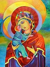 madonna and child modern art