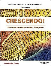 Crescendo!: An Intermediate Italian Program, 3rd Edition (Italian Edition)