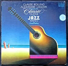 Bolling: Concerto for Classic Guitar and Jazz Piano