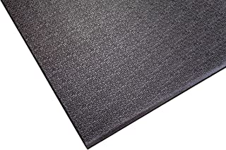Supermats Heavy Duty Equipment Mat 20GS Made in U.S.A. for Indoor Cycles Exercise Upright Bikes and Steppers (2 Feet x 3 Feet 10 In) (24-Inch x 46-Inch) (60.96 cm x 116.84 cm)