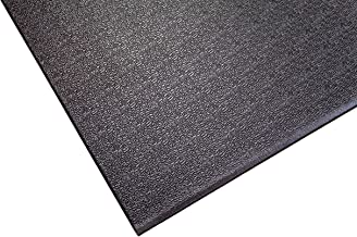 product image for Supermats Heavy Duty Equipment Mat 20GS Made in U.S.A. for Indoor Cycles Exercise Upright Bikes and Steppers (2 Feet x 3 Feet 10 In) (24-Inch x 46-Inch) (60.96 cm x 116.84 cm)