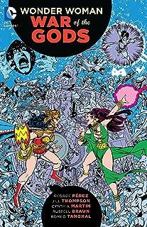 Wonder Woman: War of the Gods