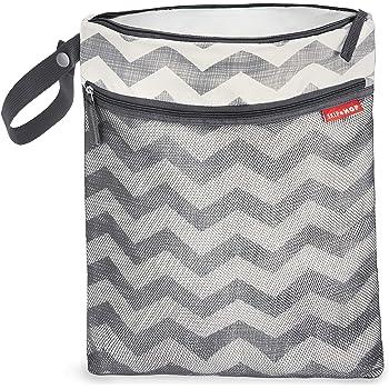 Skip Hop Waterproof Wet Dry Bag, Chevron