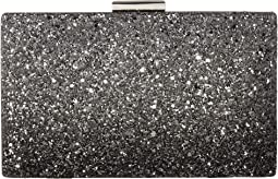 LOVE Moschino Glitter Crossbody Chain Strap