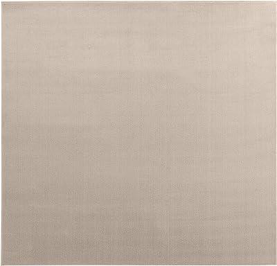 スミノエ(Suminoe) オーダーラグ アッシュ 幅145cm ×長さ100cm 防炎 防音 ポリエステルソフトプレーン LG-11