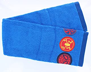 superhero hand towels