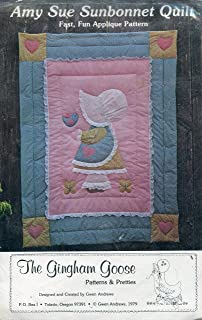 the gingham goose quilt patterns