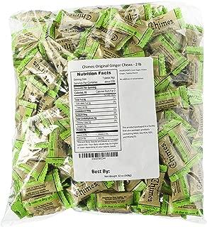 Chimes Original Ginger Chews, 2-pound bag