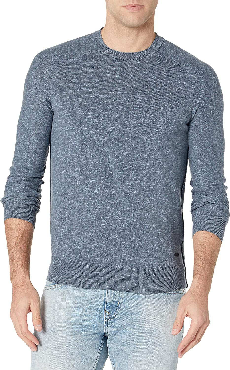 BOSS Men's Limited time trial Choice price Pullover Sweater