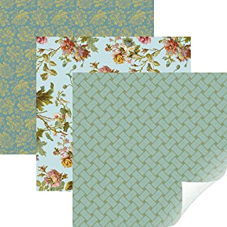 Cricut Patterned Iron On, Anna Griffin, Francesca