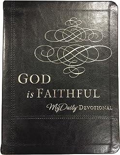God is Faithful (MyDaily)