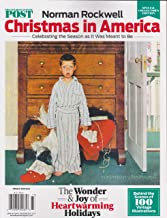 The Saturday Evening Post Magazine Norman Rockwell Christmas in America 2017