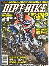 tom webb dirt bike