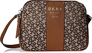 DKNY Women's Crossbody, Chino/Caramel - R93EFE16
