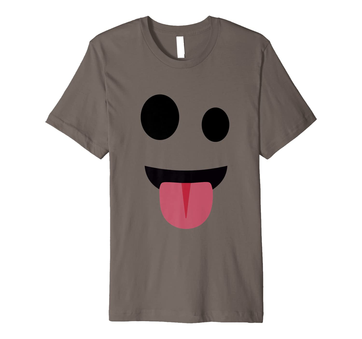 Funny Face Ghost Tongue Out Halloween Gift Shirts