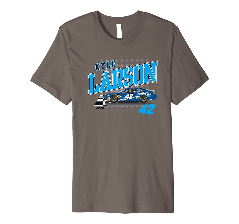 Nascar - Kyle Larson - Dust Storm Premium T-shirt