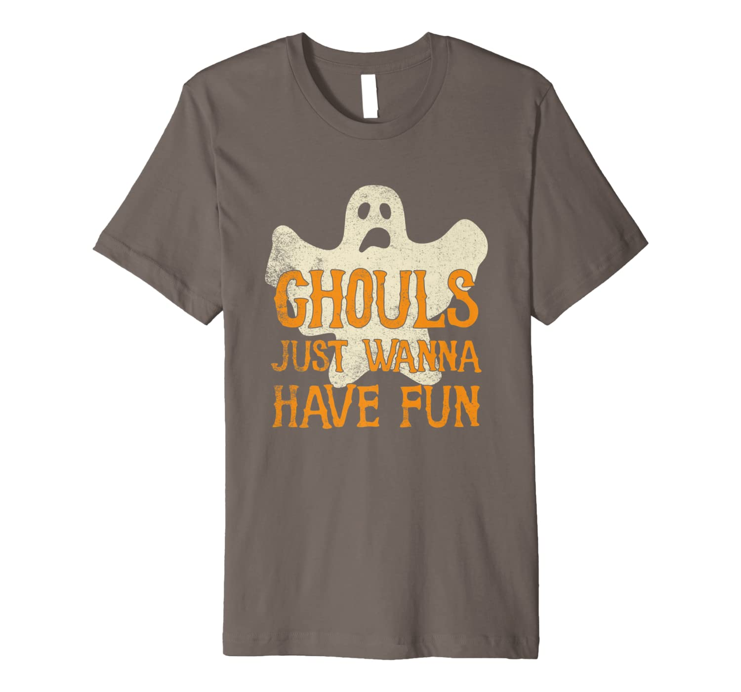 Ghouls Just Wanna Have Fun Halloween Ghost Shirts