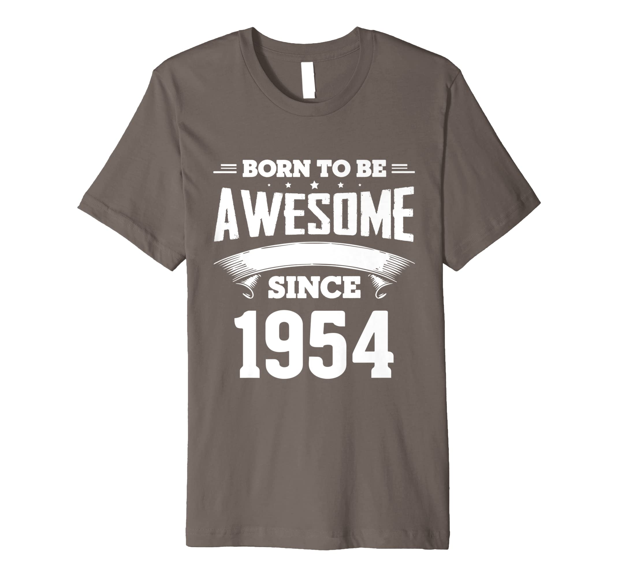 Amazon Made In 1954 Vintage 65th Years Old Birthday Shirt Gift QQA2 Clothing