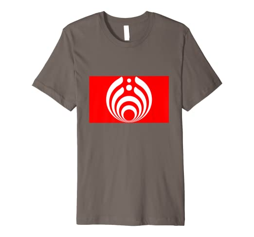 Amazon Ancient Greek Strength Symbol Red White T Shirt Clothing