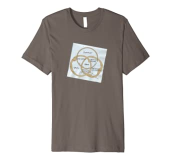 TAM Vinn Diagram Napkin T-Shirt