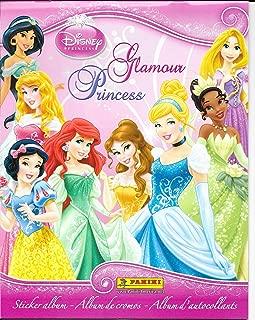Disney Glamour Princess Sticker Album