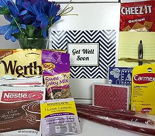 flu gift basket