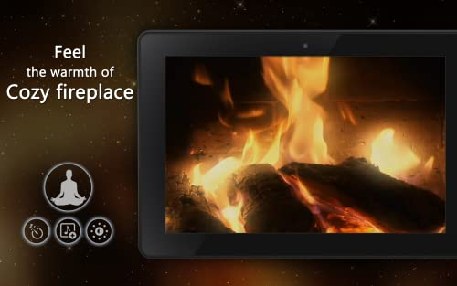 『Calm Fireplace TV』の8枚目の画像