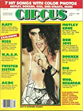 Circus Magazine ~ March 31, 1986 ~ Kiss/ Ratt/ Ac/dc/ Dio