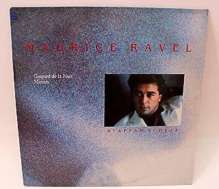 Staffan Scheja - Maurice Ravel - Gaspard de la Nuit / Miroirs [LCM Records 450376; 1986 Vinyl Record Album]