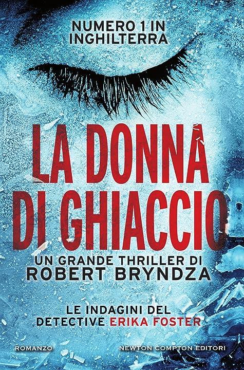 La donna di ghiaccio (italiano) copertina flessibile 978-8822704405