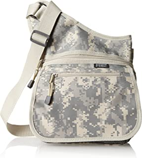 Everest Digital Camo Messenger, Digital Camouflage, One Size