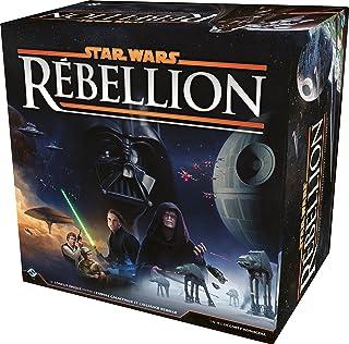 Star Wars Rébellion - Asmodee - Jeu de société - Jeu de plateau - Jeu de stratégie