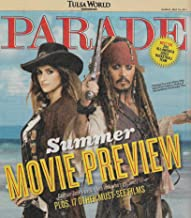 Penélope Cruz & Johnny Depp (Pirates of the Caribbean: On Stranger Tides) - May 15, 2011 Parade