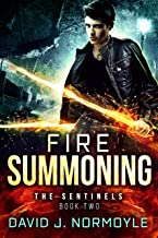Fire Summoning (The Sentinels Book 2) (English Edition)