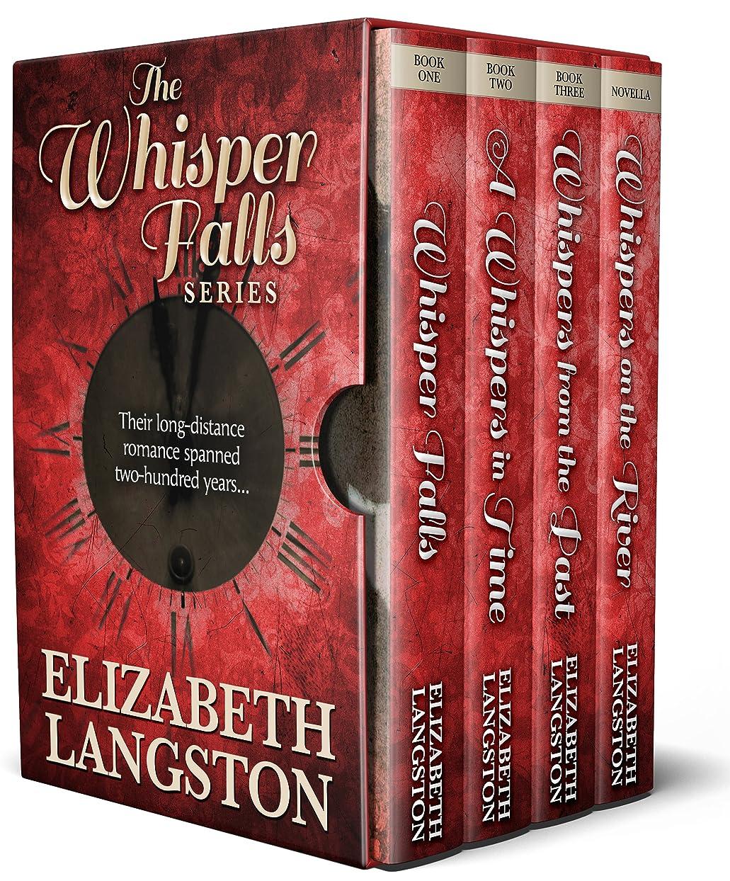 The Whisper Falls Series: (A Whisper Falls Boxed Set) (English Edition)