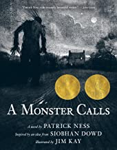 Download Book A Monster Calls: Inspired by an idea from Siobhan Dowd PDF