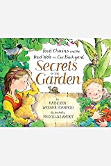 Secrets of the Garden: Food Chains and the Food Web in Our Background Kindle Edition