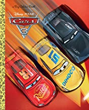 Cars 3 Big Golden Book (Disney/Pixar Cars 3)