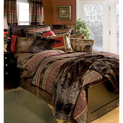 Log Cabin Bedding Amazon Com