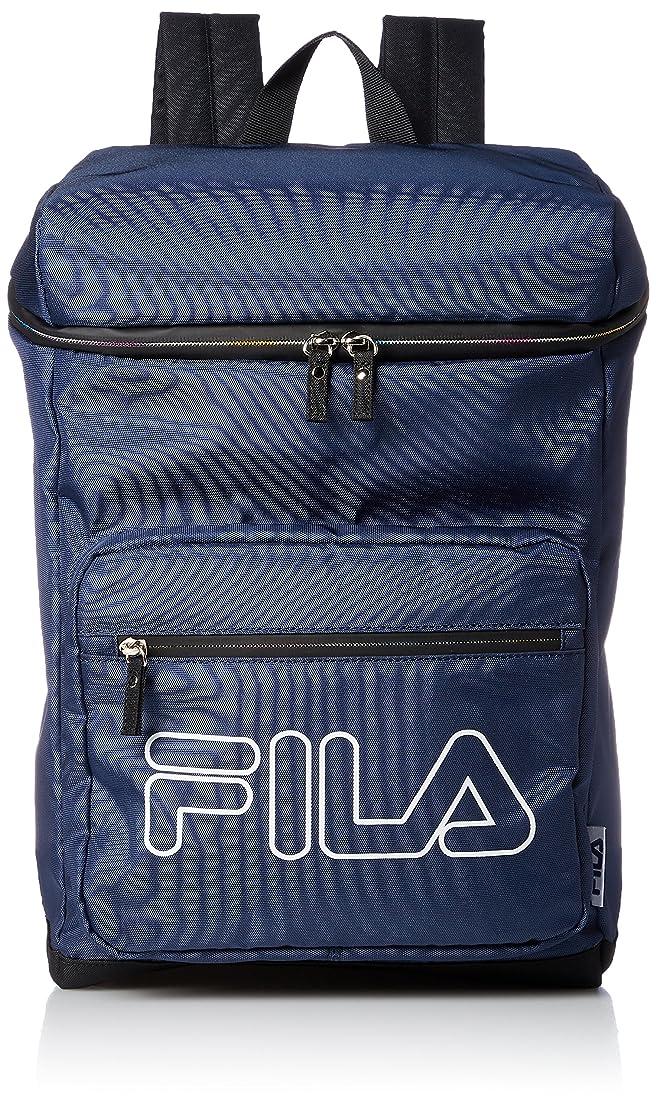 事件、出来事指スチュワード[フィラ] FILA カラコンシールファスナー オープンスクエアーDパック FIMB-0182