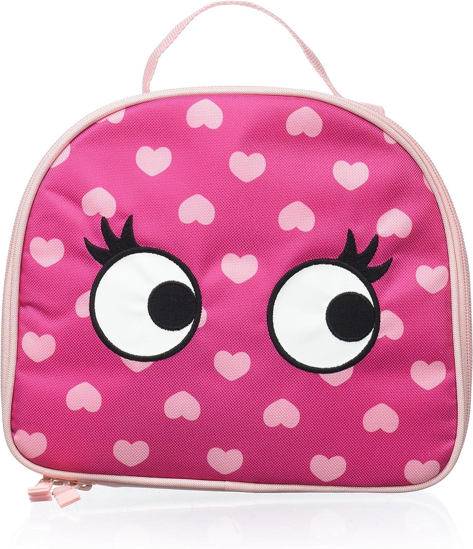 Gymboree Girls Backpack NS pink heart