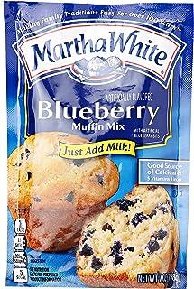 Smuckers Martha White Muffin Mix, Blueberry, 7 oz