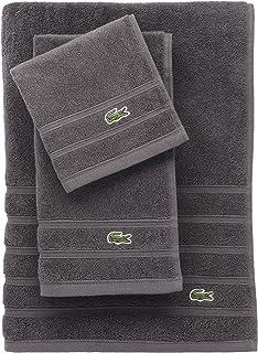 Lacoste Croc Towel, 100% Cotton, 650 GSM, 16