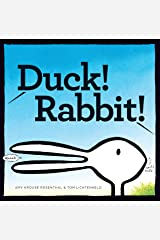 Duck! Rabbit!: (Bunny Books, Read Aloud Family Books, Books for Young Children) Kindle Edition
